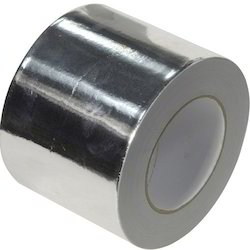 Silver IMPORTED Aluminium Foil Adhesive Tape, Size: 2 inch, for Binding