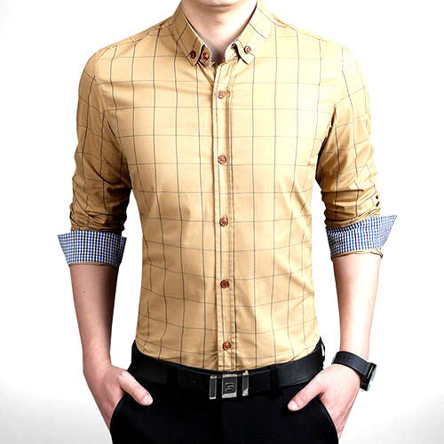 05037cf4 Mens Fancy Shirt at Rs 500 /piece | Men Stylish Shirt | ID: 16791279948