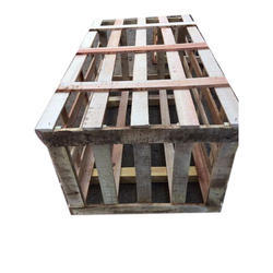 Rectangular Wooden Packing Crates, For Industrial, Household