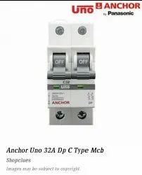 240v No.of poles: 2 Pole Miniature Circuit Breaker