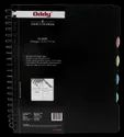 Oddy Wiro Note Books with Section