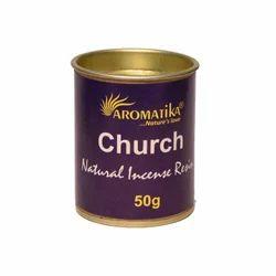 Resin  Church Incense  Resin 50 Gram Jar Pack