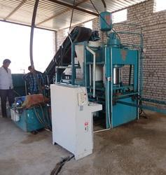 Hydraulic Fly Ash Brick and Block Making Machine