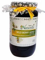 Farm Naturelle-Virgin Raw Natural Unprocessed Wild Berry (Sidr) Forest Flower Honey - 1.45 Kg