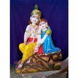 Indian Marble Radha Krishna