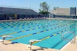 Olympic Size Swimming Pools
