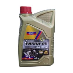 20W50 Premium High Mileage Engine Oil