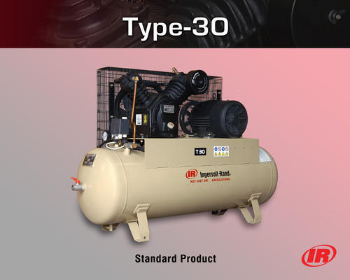 Ingersoll Rand Reciprocating Air Compressor Model 7100 And 15t
