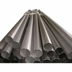 Gray Ms gi ss Mild Steel ERW Pipes, Thickness: 1.2 To 5 Mm, Material Grade: Is 1239 Is 4923