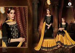 Ladies Designer Lehenga Kurti