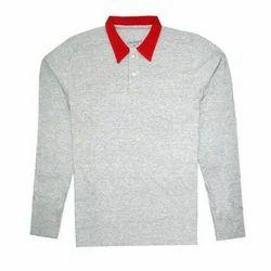 Cotton Full Sleeve T Shirt