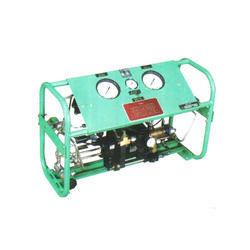 Oxygen Gas Booster System