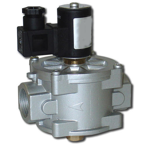 Manually Reset Type Normally Closed Solenoid Valves
