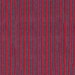 Striped Cottorised Velvet Fabric