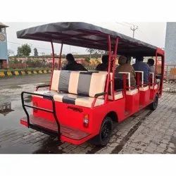 Electric Shuttle Buses at Best Price in India