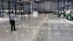 Commercial Building Tremix Flooring Services, in Pan India