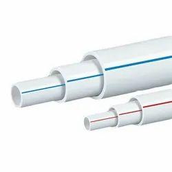 Kamnath UPVC Schedule 40 6m Pipe, 2.5 Kg/sqcm
