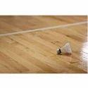 Badminton Synthetic Flooring