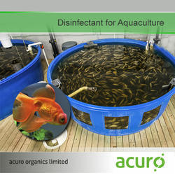 Disinfectant for Aquaculture