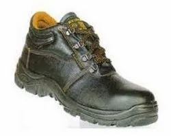 Vaultex Black Knight High Ankle Safety Shoes