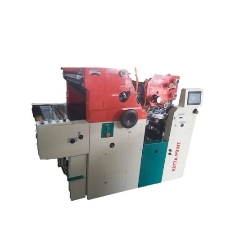Rotta Print Automatic 2 Color Satellite Offset Printing Machine R 18 2CT