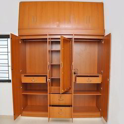 Wood Furniture Design Almirah wooden almirah in ghaziabad, uttar pradesh | wooden almari , lakdi