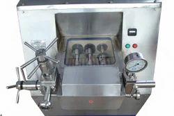 Homogenizers Machine