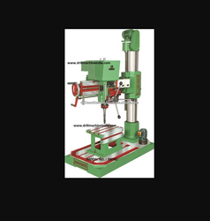 ASCENTEC Automatic Milling Cum Drilling Machine, Type of Drilling Machine: Pillar