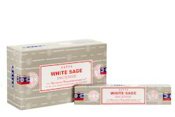 Satya White Sage Incense Stick