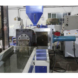 Plastic Waste Recycling Trash Bag Making Machine