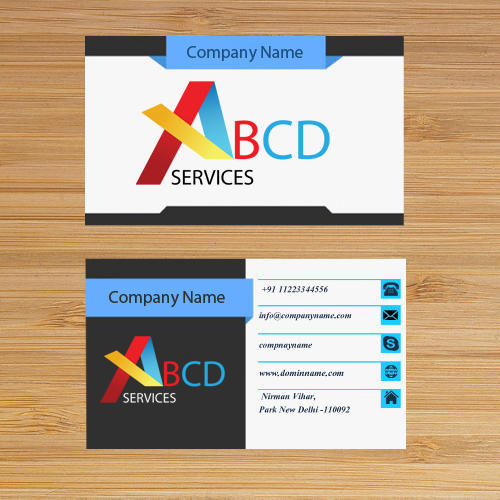 Visiting Cards - Classic Visiting Card Ecommerce Shop / Online