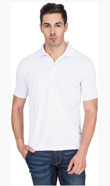 84f3b546efc8 Neva Casual White Polo T Shirts For Men at Rs 399  piece ...