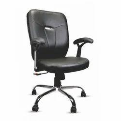 U Shape MB Revolving Computer Chairs