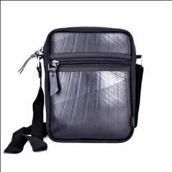 Tango Small Unisex Sling Bag Black-N