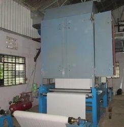 Blue Kerone Impregnation Plant
