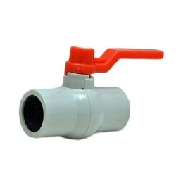 Long Handle Plastic Ball Valve