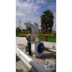 Kitchen Fume Extraction Centrifugal Air Blowers