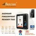 Aadhaar Enabled Attenance Machine Realtime