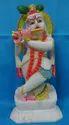 Marble Beautiful Krishna Statue