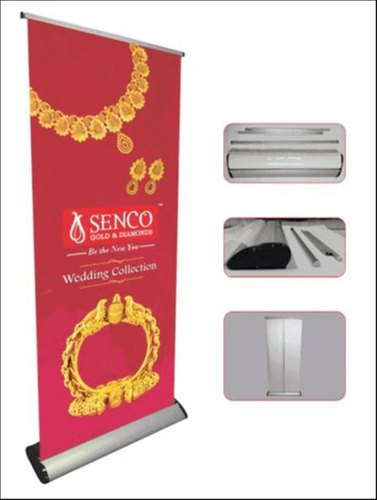 Plain Promotional Banner for Promotion