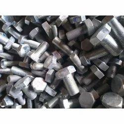 Centrifugal Processed Fasteners Galvanizing