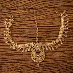 34db91ac3 Women Antique Chand Damini with Gold Plating 200486