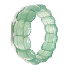 Natural Green Jade Stone Bracelet