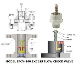 Excess-Flow-Check-Valve (Model: EFCV-100)