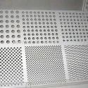Stainless Steel Dimple Hole Perforated Sheet
