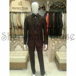 Wedding Wear 2-Piece Suit Mens Wedding Suit