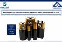 ISI Mark Certification for Multipurpose Dry Batteris