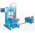 BHS-403B Vibro with Pressure Paver Block Making Machine
