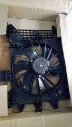 Radiator Fan Motor Renault Duster
