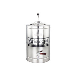 Stainless Steel  Tea Can
